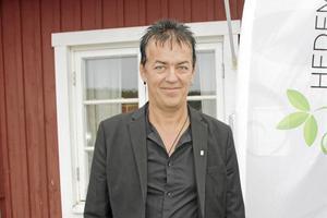 Kenneth Berggren, förvaltningschef miljö- och samhällbyggnadskontoret i Hedemora