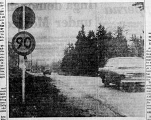 Felplacerad skylt? ST 12 oktober 1968.
