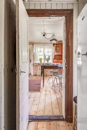 Kök. Foto: Fastighetsbyrån Köping