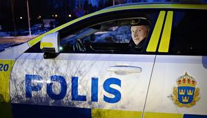 Polisinspektör Mikael Edström tycker att det ska bli intressant att bli trafikansvarig.