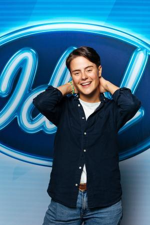 Edens Idolresa tog henne så långt som till topp tjugo. Foto: Annika Berglund/TV4