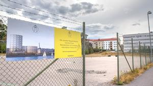 Magnolia ska bygga bostadsområdet Fyren intill Sjötelegrafens köpcentrum i Nynäshamn.