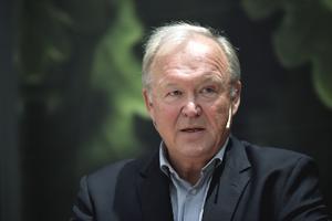 Göran Persson ogillar att kommunalskatten är olika hög i landet. Foto: Pontus Lundahl/TT