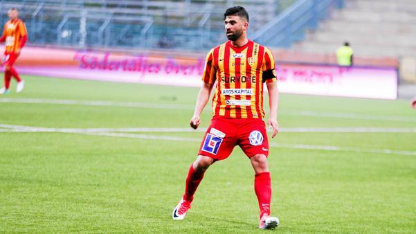 Mattias Mete, Syrianska FC.