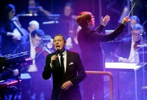 Weeping Willows konsert med Sinfoniettan betydde mycket för Västmanlandsmusikens intäkter. Foto: Anders Forngren