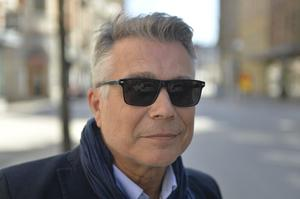 Per Edlund, 64 år, pensionär, Örebro.