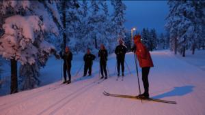Foto: Privat. Målet med programmet är att deltagarna ska hitta en ny hållbar livsstil som gör att de mår bättre. – Nu kan jag till och med skratta igen - det gjorde jag inte för ett år sedan, säger  Susanne  Nordqvist som har haft tuffa perioder av depression.