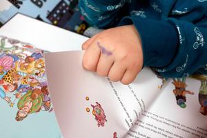 Foto: Sören Andersson / SCANPIXKickstarter stoppar en insamling till en planerad satirbok för barn.