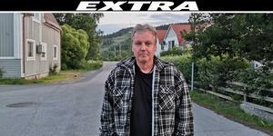 Roger Jäärf säger att det känns otäckt att en handgranat hittats på Essvik.