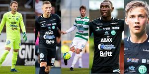 VSK föll med 2–1 mot J-Södra. Bilder: Nicklas Elmrin/Bildbyrån,   Axel Boberg/Bildbyrån,