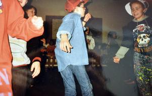 Disco hör till en av de mer långvariga traditionerna på Domnarvets fritidsgård.