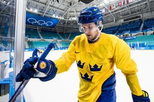 Jonas Ahnelöv har spelat sin sista match i OS. Foto: Petter Arvidson / BILDBYRÅN.