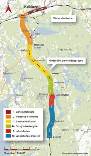 Karta: Lantmäteriet