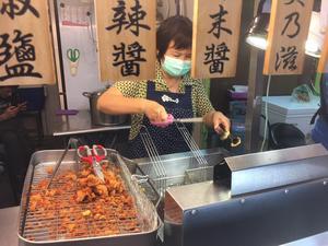 Det är den historiska blandningen av olika kulturer som gör Taiwan till något av en världsmästare i gatuköksmat.