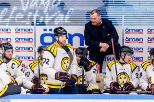 Magnus Sundquist har en del att bevisa på SHL-nivå kommande säsong. Foto: Bildbyrån