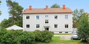 5 miljoner kostade huset på Bragegatan 14 i Sundsvall. Foto: Mäklarhuset.