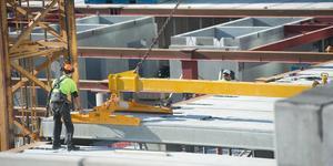 En stor andel av nya företag som har startats i Nynäshamns kommun i år är knutna till byggbranschen.