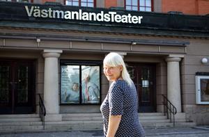 Anki Larsson kommer vi kunna se i den stora höstsatsningen