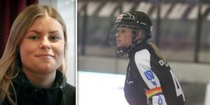 Michelle Löfblad stannar i Sandviken.