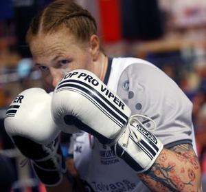 Patricia Berghult drömmer fortfarande om en match mot norska
