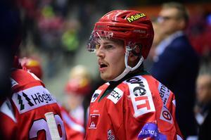 Jonathan Johnsson fortsätter att ösa in poäng. Bild: Robbin Norgren