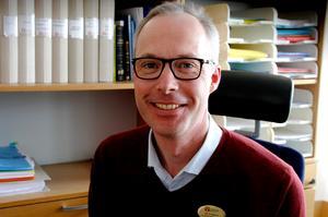 Ulf Carlsson, verksamhetschef grundskolan och grundsärskolan Hudiksvalls kommun.