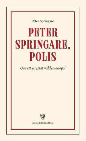 Peter Springares bok kommer i juni.