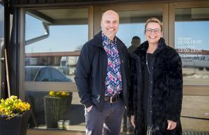 Jens Säterberg som är delägare av  AMA  Norrland AB och Annelie Axelsson Näringslivsutvecklare på Timrå Kommun ska ses till veckan och göra en behovsanalys för att se om de kan hjälpa företaget utvecklas.