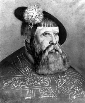 Gustav Vasa valdes till Sveriges kung den 6 juni 1523.Bild: Scanpix