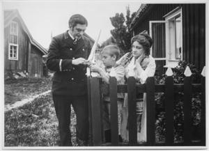Ur filmen Havsgamar. Foto: Svensk Filmdatabas