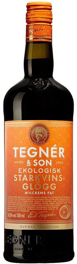 Tegnér & Son Wilckens Fat Starkvinsglögg.