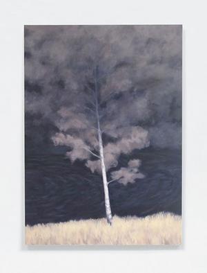 Det här verket av Anna Norvell visas på Vårsalongen.  Pressbild.