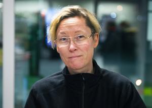 Inga-Lill Nordin, 44 år, undersköterska, Sundsvall