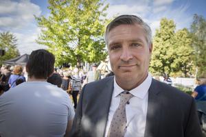 Lars Isacsson (S), kommunalråd.