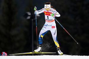 Anna Haag var den svenska som placerade sig sämst för dagen, på plats 51. Bilden är från ett tidigare tillfälle. Bild: Jon Olav Nesvold/NTB scanpix/TT