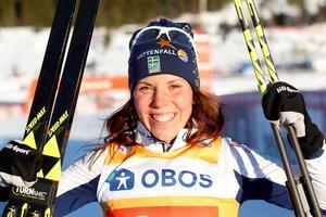 Charlotte Kalla ser fram emot att göra fler OS, i nuläget.