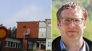 Förvaltningschef Jan Eriksson hoppas att särskolebygget i Bergeforsen ska kunna starta  kring årsskiftet.