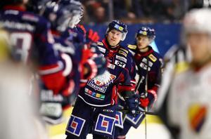 Timrå IK medger att det finns intresse för Mathis Olimb.Foto: PETER HOLGERSSON / BILDBYRÅN