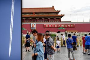 Lyxhotell och businessclass. Resorna till bland annat Peking har stått Borlöänges skattebetalare dyrt. Foto: Maja Suslin / TT