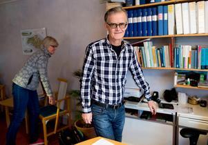 Lars-Erik Eriksson, ombud för sju fastighetsägare som överklagat kommunens detaljplan, tror inte på något nytt hotell.