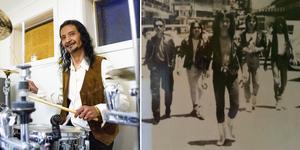 Ging Saengkhamchu uppnådde rockstjärnestatus på 80-talet med succébandet The Olarn Project.