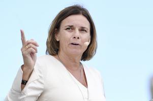Vice statsminister Isabella Lövins utalande om att höjningen av skatten på drivmedel bara handlar om ökande kostnader motsvarande  en bit pizza har väckt ont blod.