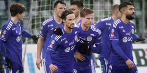 GIF Sundsvall är redo för ny match – Helsingborg väntar på Olympia. Bild: Mats Andersson/TT