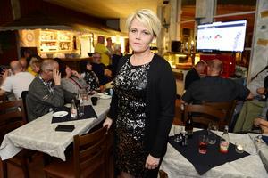 Linda Mattsson Bolin (VFÅ) ser inget problem med att två tredjedelar av stolarna i Ånge kommunfullmäktige ser ut att tillfalla män.