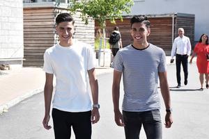 Jnytt sammanförde Peter Gwargis och Amir Al-Ammari för att prata om uppväxten på Öxnehaga, förebilderna, den turbulenta starten i J-Södra och framtidsdrömmar.