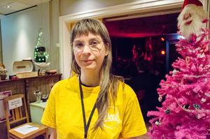 Martina Sildén är verksamhetsledare på Café Deed, som drivs av Stadsmissionen och Örebro kommun.