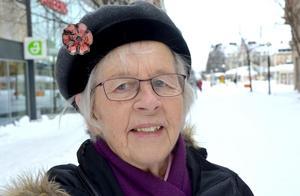 Karin Staaf.