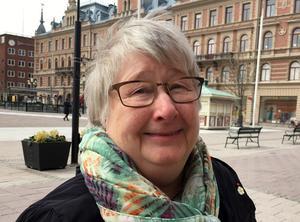 Harriet Afzelius, 72 år, pensionär, Bergsåker