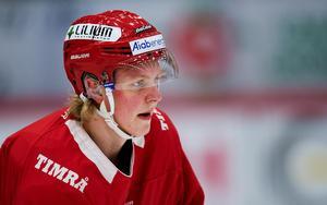 Fabian Zetterlund kallas tillbaka till Färjestad. Foto: Nils Jakobsson (Bildbyrån).