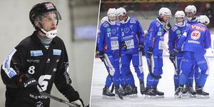 Poänglös i protokollet, men en gigant i spelet. Erik Säfström var mycket delaktig i SAIK:s premiärseger i Vänersborg.